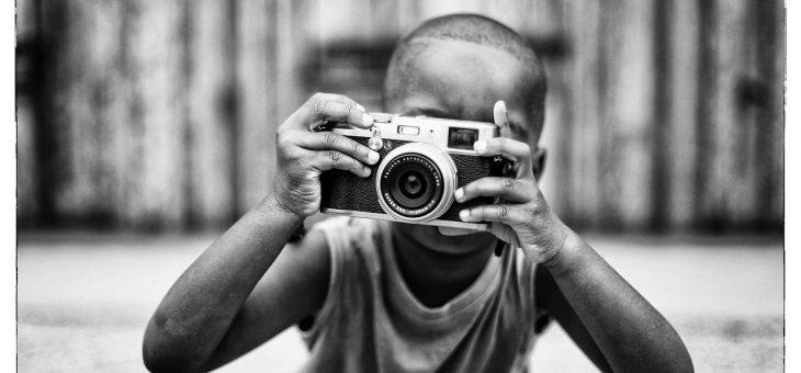 Construire une histoire à partir de photographies