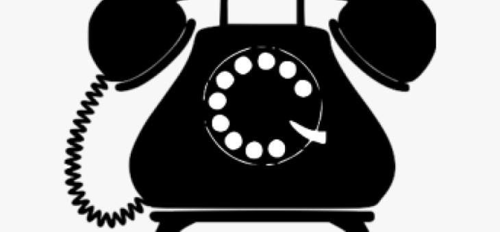 Le jeu du téléphone