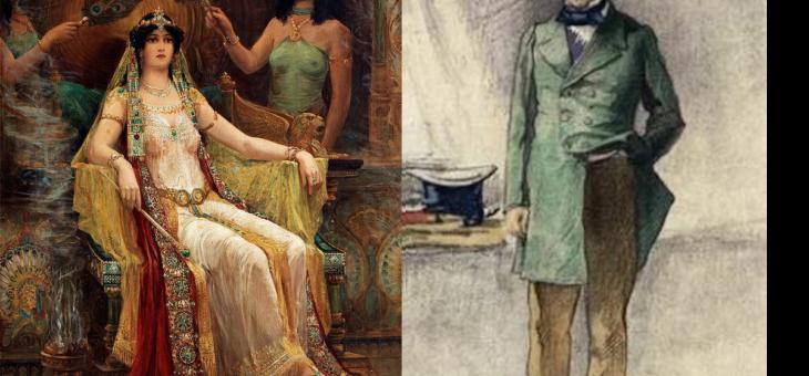 Atelier Flaubert n° 3 : Charles Bovary et la reine de Saba