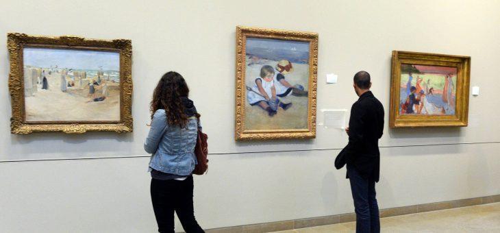 L'atelier d'écriture obtient le label Normandie Impressionniste