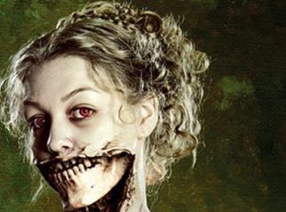 La Princesse et le zombie