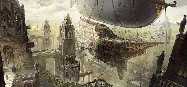 Atelier Flaubert n° 4 : Steampunk! Flaubert à toute vapeur